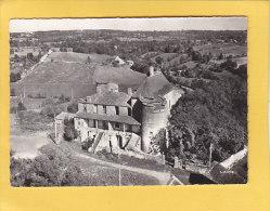 CPA - EN AVION AU DESSUS DE... 2. ST PROJET - Le Chateau - Unclassified