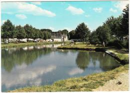 Mehun-sur-Yèvre: SIMCA ARONDE , CITROËN 2CV, AMI, TUBE H - Pêcheurs Sportif, Le Canal Du Berry - Cher, France - Turismo