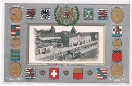 L-1525  BETTEMBOURG : La Gare ( Perron) - Bettembourg