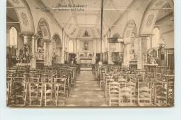 MONT SAINT AUBERT  - Intérieur De L'église. - Belgique