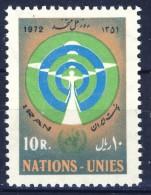 ##Iran 1972. UN. Environment Protection. Michel 1598. MNH(**) - Iran