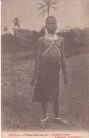 CONGO FILLETTE BATCHANGUI KOUILOU NIARI NUE - Französisch-Kongo - Sonstige