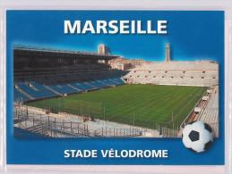 Carte Postale Olympique De Marseille - OM :  Stade Vélodrome (3) - Football