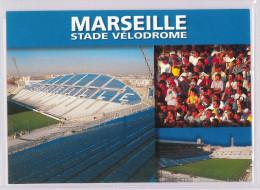 Carte Postale Olympique De Marseille - OM :  Stade Vélodrome (5) - Soccer