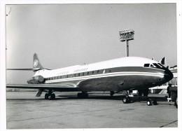 AVION  -  AVIATION  -  CARAVELLE JUGOSLAV AIRLINES  -   13 X 18 Cm - Aviación