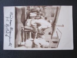 Old Photo Postcard - Üsküb, Skopje, Skoplje - Market Scene. - Macedonia