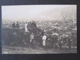 Old Photo Postcard - Üsküb, Skopje, Skoplje - Military Red Cross Nurse Old Photo. - Macedonia