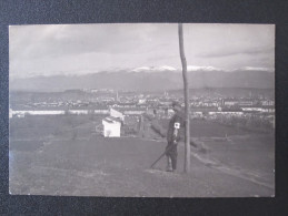 Old Photo Postcard - Üsküb, Skopje, Skoplje - Military Red Cross Old Photo. - Macedonia