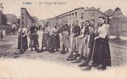 Liége - Le Corps De  Balais - Métiers