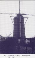 Windmolen   Molen    Wommelgem    Stenen Molen          Scan 9713 - Windmills