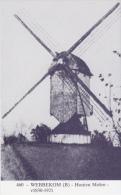 Windmolen   Molen      Webbekom  Houten Molen          Scan 9737 - Moulins à Vent