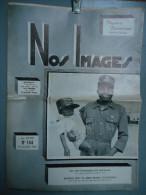 CONGO - LEOPOLDVILLE - KALINA - NOS IMAGES - Illustré Bimensuel - La Vie Au Congo 1956 - 1950 à Nos Jours
