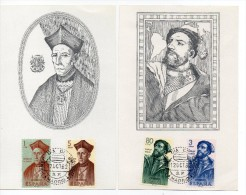 Serie   Nº 1454/61   En Tarjeta - 1961-70 Briefe U. Dokumente