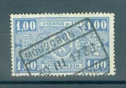 """BELGIE - OBP Nr TR 146 - Cachet  """"MOUSCRON 13"""" - (ref. VL-3070) - 1923-1941"""