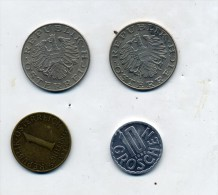 Lot Piece Monnaie Autiche - Autriche