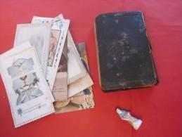 1925 PHILIPPEVILLE EX ALGÉRIE FRANÇAISE NOUVEAU MISSEL DES ENFANTS+IMAGES RELIGIEUSES+ RELIGION CHRISTIANISME+ICONE - Religione & Esoterismo