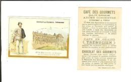 Chromo Imp Romanet/Café Trébuchien : Chateau De Blois Et Henri III - Tea & Coffee Manufacturers