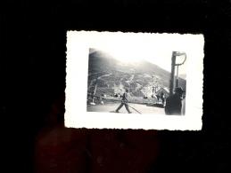 Photographie : Montecenisio Mont Cenis  Le Poste De Douane 1946 - Luoghi
