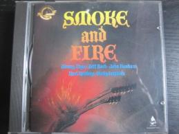 SMOKE AND FIRE : CD 12 Titres (Jimmy Page- Jeff Beck- John Bonham- Noel Redding - Nicky Hopkins) - Ohne Zuordnung