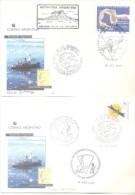 ROMPEHIELOS ALMIRANTE IRIZAR ICEBREAKER QUEBRA-GELO  EISBRECHER ЛЕДОКОЛО - Polar Ships & Icebreakers