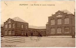 Jeumont - Les écoles Et Cours Industriels - Jeumont
