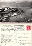 En Avion Au Dessus De ... Saint Jacut De La Mer - Le Port De La Houle-Causseul  ... Les Ehbiens ( édit. Lapie ) - France