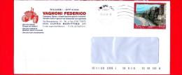 ITALIA ~ Storia Postale ~ Busta Del 2014 ~ 2013 - Turismo - 0,70 € • Tropea - 6. 1946-.. Repubblica