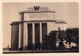 PHOTO ORIGINALE 39 / 45 WW2 WEHRMACHT FRANCE PARIS LES MONUMENTS MUSÉE DE L HOMME - Oorlog, Militair
