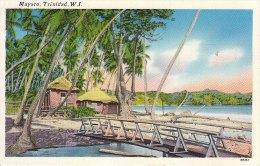 BALANDRA WEST BATHING BEACH TRINIDAD AND TOBAGO - Trinidad