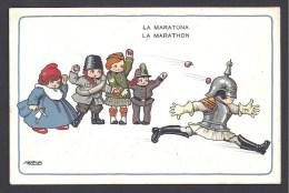 BERTIGLIA - La Maratona - Bertiglia, A.