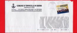 ITALIA ~ Storia Postale ~ Busta Del 2014 ~ 2014 - 350 Anni Della Gazzetta Di Mantova - Giornale - 0.70 - 6. 1946-.. Repubblica