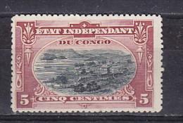 Congo Belge -^Belg.Kongo  Cat: OBP/COB Nr 15  Obliteré - Gestempeld - Used    (O)    (c)