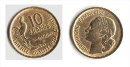 ** 10 FRANCS GUIRAUD 1950 B Etat TTB **25** - K. 10 Francs
