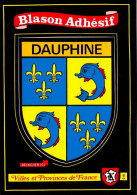 BLASON ADHESIF -  DAUPHINE - Unclassified