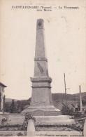 Saint-Léonard 88 - Monument Aux Morts 1926 - France