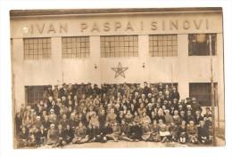 Old Photography - Croatia, Ivan Paspa I Sinovi, Zagreb, 23 X 15 Cm - Anonieme Personen
