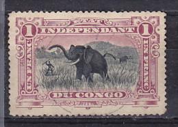 Congo Belge -^Belg.Kongo  Cat: OBP/COB Nr 26 Obliteré - Gestempeld - Used    (O)