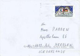 Germany Deutschland 2014 Elysee Vertrag France Cover - [7] West-Duitsland
