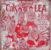 "* 7"" *  THE CATS - LEA (Nederpop 1968) - Disco, Pop"