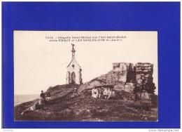 +5365) 9) Entre ERQUY Et LES SABLES D OR Du Monde A La Chapelle Saint Michel :Très Très Bon état : - Erquy