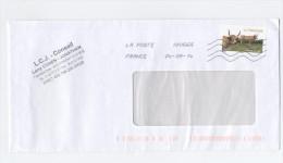 LETTRE 2014-VACHES -E475 - France
