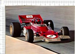 LOTUS  72  -  GOLD Leaf  Team   LOTUS  -   Emerson  Fittipaldi - Grand Prix / F1