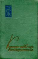 Russia USSR Calendar Handbook Of Railroader Kalendar Calendrier, Calendario - Calendriers