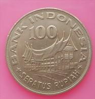 Indonesia 100 rupiah 1978