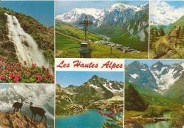 05. CPM. Hautes Alpes, Images Des Hautes Alpes (6 Vues) - Autres Communes