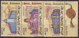 ISRAEL -  UNIVERSITY CINCINNATI - NEW YORK  - **MNH - 1986 - Zonder Classificatie