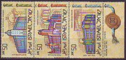 ISRAEL -  UNIVERSITY CINCINNATI - NEW YORK  - **MNH - 1986 - Ciencias
