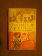 Zanzibar Chest, Aidan Hartley, A Memoir Of Love & War, 2003, 1st, Signed - Books, Magazines, Comics