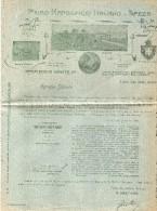 1910 PRIMO KAPOKIFICIO ITALIANO SPEZIA - Italia