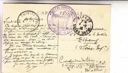 Hopital Complémentaire N° 47-st Briac (ille & Vilaine)-1915 - WW I